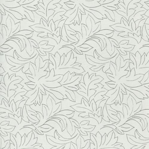 Белый узор