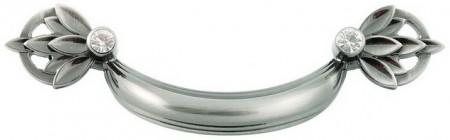Мебельная ручка RS417BAB.4/64 RS417BSN.4/64 RS417BAZ.4/64 RS417EAB.4/64