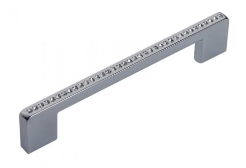 Мебельная ручка RS429CP/CrT.4/192